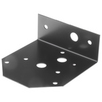Moflash Right Angle Bracket for use with 125 Beacon