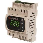Carel DN33 PID Temperature Controller, 144 x 70mm, 4 Output SSR, 12  24 V ac, 12  30 V dc Supply Voltage