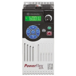 Allen Bradley Inverter Module, 1-Phase In, 110 V, 4.8 A PowerFlex 520
