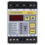 Unipower 8 A Motor Load Monitor, 380 → 440 V