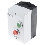 Eaton 4 kW DOL Starter, 400 V ac, 3 Phase, IP65