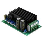 Electromen OY, DC Motor Controller, Potentiometer, Voltage Control, 12 → 32 V dc, 10 A, DIN Rail Mount, Panel