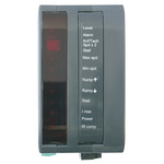 Sprint Electric, DC Motor Controller, 1 Phase, Voltage Control, 110 V ac, 230 V ac, 3.4 A, DIN Rail Mount