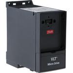 Danfoss VLT FC51 Inverter Drive, 1-Phase In, 0 → 200 (VVC+ Mode) Hz, 0 → 400 (U/f Mode) Hz Out, 0.75 kW,
