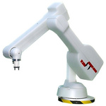 St Robotics 5-Axis Robotic Arm With Pneumatic Parallel Gripper