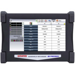 Sefram DAS 30 Data Logger for Active, Counter, Crest Factor, Frequency, Mean Value, Peak Value, Power Factor (cos f),