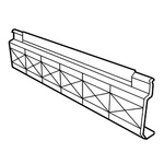 Cablofil International Coupler PVC Cable Tray Coupler