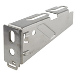 Cablofil International Cantilever Arm 316 Stainless Steel Cable Tray Fixing Plate, 131 mm Width, 71mm Depth