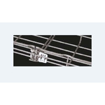 Cablofil International Wire Mesh Cable Tray, Steel 3m x 100 mm x 54mm