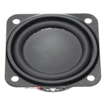 Visaton 8Ω 0.5W Miniature Speaker 28mm Dia. , 0.8mm Lead Length, 28 (Dia.) x 6.2mm