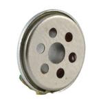 RS PRO 8Ω 0.15W Miniature Speaker 10mm Dia. , 10 Dia. x 2.8mm