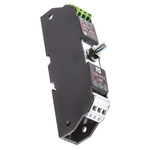 WJ Furse ESP D/TN Series 19 V Maximum Voltage Rating 5 kA, 20 kA Maximum Surge Current Twisted Pair Surge Protector,