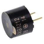 RS PRO 16V dc, PCB Mount Magnetic Buzzer, 94dB Continuous