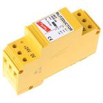 Dehn, BVT 35 V dc Maximum Voltage Rating 2kA Maximum Surge Current Lightning Arrester, DIN Rail