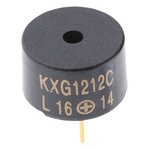 Kingstate 16V dc Electromagnetic Buzzer, 94dB Continuous