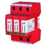 Dehn DG Series 440 V Maximum Voltage Rating 40kA Maximum Surge Current Type 2 Arrester, DIN Rail Mounting