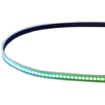 ADAFRUIT INDUSTRIES DotStar Series, RGB LED Strip 500mm 5V dc, 2328