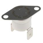 Honeywell SPST NC 10/15 A Bi-Metallic Thermostat, Opens at+150°C