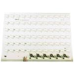 ILS ILF-GD72-WMWH-SD401-WIR200., DRAGON 72 PowerFlood Rectangular LED Light Engine, 72 White LEDs (3000K), 100 W, 48 V