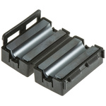 Fair-Rite Openable Ferrite Sleeve, 17.9 x 9.2 x 32.2mm, For EMI Suppression, Apertures: 1, Diameter 6.6mm