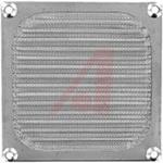 Filter; 06 Series; 3-5/8 in. Fan; Stainless Steel; 3.62 in. H x 0.175 in. W