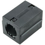 Fair-Rite Openable Ferrite Sleeve, 29.2 x 14.7 x 42mm, For EMI Suppression, Apertures: 1, Diameter 18.8mm
