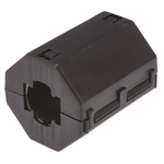 Fair-Rite Openable Ferrite Sleeve, 38.6 x 19.15 x 47.5mm, For EMI Suppression, Apertures: 1, Diameter 18.35mm