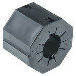 Fair-Rite Openable Ferrite Sleeve, 56.4 x 27.45 x 42.95mm, For EMI Suppression, Apertures: 1, Diameter 25.65mm