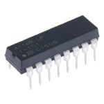 Bourns Isolated Resistor Array 100Ω ±2% 8 Resistors, 2.25W Total, DIP package 4100R Through Hole