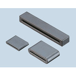 TDK Flat Cable Ferrite Core, Fixed Type, Inner dimensions:15 x 0.7mm