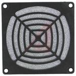 Fan Filter, Fan Mounted 80 x 80mm, for 80mm Fan