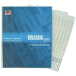 Panasonic, ERJ3EK Thick Film, SMT 122 Resistor Kit, with 12200 pieces, 10 Ω to 1MΩ