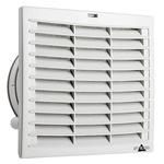 Fan Filter, Intake Filter, 223 x 223mm, Synthetic Mesh