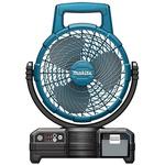Makita CF Fan 8.2cfm 235mm blade diameter 3 speed 14.4 V, 18 V