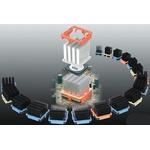 Heatsink Clip for use with MBH35 BGA Heatsink