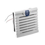 Rittal Filter Fan116.5 x 116.5mm Face Dimensions, 18m³/h, DC Operation, 24 V dc, IP54