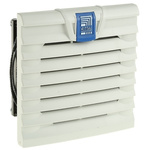 Rittal Filter Fan116.5 x 116.5mm Face Dimensions, 15 m³/h, 18 m³/h, AC Operation, 230 V ac, IP54