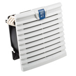 Rittal Filter Fan148.5 x 148.5mm Face Dimensions, 50m³/h, DC Operation, 24 V dc, IP54