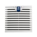 Rittal Filter Fan204 x 204mm Face Dimensions, 100 m³/h, 108 m³/h, 87 m³/h, 93 m³/h, AC Operation, 230 V ac, IP54