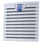 Rittal Filter Fan204 x 204mm Face Dimensions, 100m³/h, DC Operation, 24 V dc, IP54