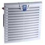 Rittal Filter Fan255 x 255mm Face Dimensions, 121 m³/h, 138 m³/h, 140 m³/h, 165 m³/h, AC Operation, 230 V ac, IP54