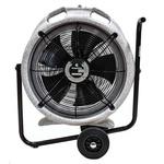 ebm-papst EC Aura Floor, Heavy Duty Fan 7250m³/h 230 V ac with plug: Type F - Schuko plug