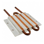 Heatsink Clip for use with SOT-227 Package Resistor, TA1K0 Ohmite Resistor, TA2K0 Ohmite Resistor, TAP600 Ohmite