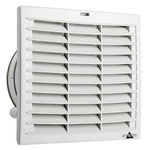 STEGO Filter Fan257 x 257mm Face Dimensions, 271m³/h, AC Operation, 230 V ac, IP54