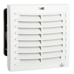 STEGO Filter Fan152 x 152mm Face Dimensions, 51m³/h, AC Operation, 115 V ac, IP54