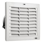 STEGO Filter Fan215 x 215mm Face Dimensions, 137m³/h, AC Operation, 230 V ac, IP54