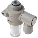 SMC ZFB 30μm Vacuum Filter