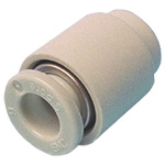 SMC Cylinder Port VVQ1000-51A-C8, For Use With SX5000 Body Ported Valve Single Unit