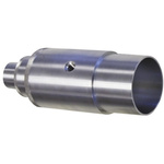 Meech 25mm M5 x 0.8 Pneumatic Material Transfer Unit, Aluminium, 0.5 → 6.8bar