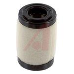 SMC 0.01 (AFD) μm, 0.3 (AFM) μm Replacement Filter Element, For Manufacturer Series AFD20-A, AFM20-A